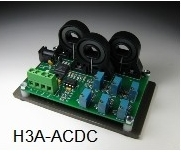 H3A-ACDC-72-MK 3 CHANNEL hall effect current sensor transducer CT honeywell CSLA2CD